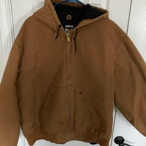 Carhartt full zip coat